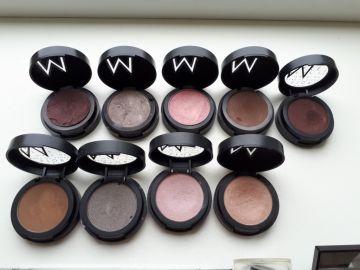 Make Up Store profesionalūs šėšėliai