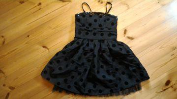 130 -140 d. Proginė suknelė mergaitei