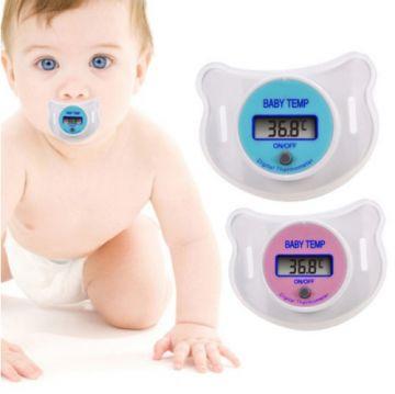 Skaitmeninis termometras vaikams
