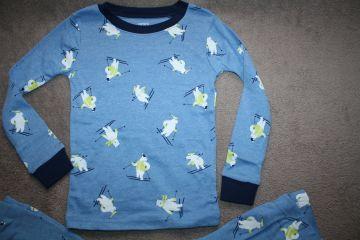 2 dalių pižama 4 m. berniukui