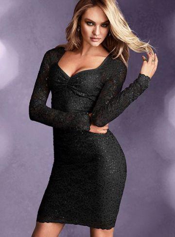 Flirty little lace dress – prabangi ir be galo seksuali nėrinių suknutė