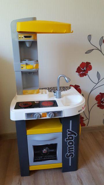 Naudota Mini Tefal virtuvėlė