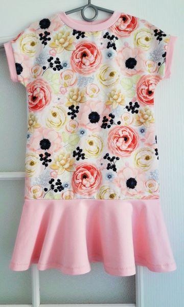 Nauja suknelė 122-128, Oeko-Tex standard