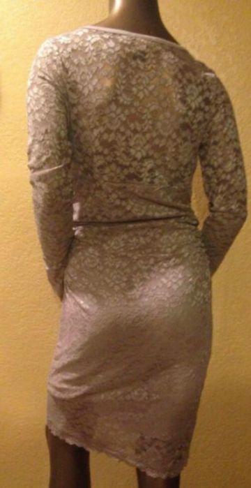 75. Flirty little lace dress – prabangi ir be galo seksuali nėrinių suknutė,