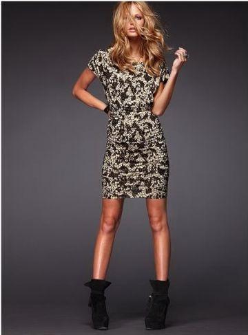 102. Ruched Snake Print Flirty Dress – naujos kolekcijos gražuolė suknutė,