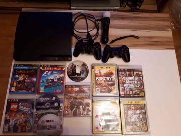 Gero stovio PS3 konsolė