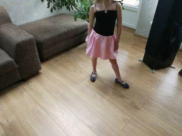 Suknelė 6-7 metų mergaitei