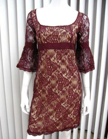 155. Flirty little lace dress – prabangi ir be galo seksuali nėrinių suknutė,