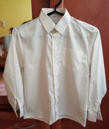 Balti marškiniai 128