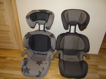 2 automobilinės kėdutės Bellelli Michelangelo 15-36 kg