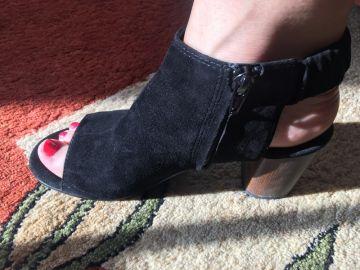 Beveik nauji minkšti Vagabond batai