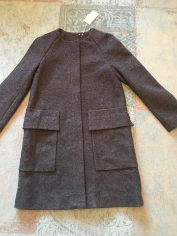 Naujas vilnonis COS paltas