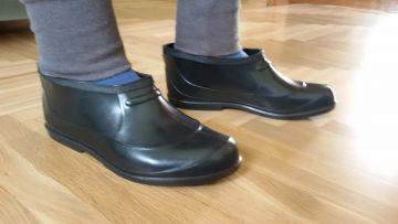 Trumpi guminiai batai