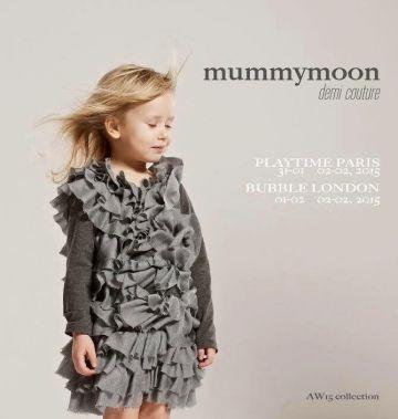 Mummymoon suknyte