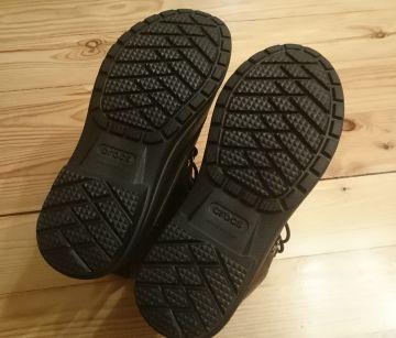 Nauji žieminiai vyriški Crocs Allcast II batai