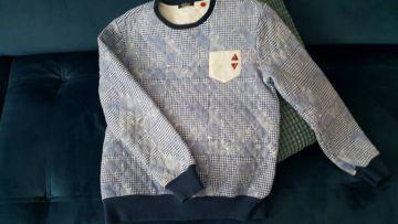 megztukas džemperis_šiltas 158-164