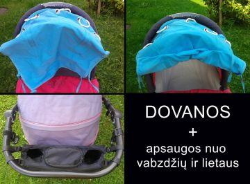 Zippy Tutis 3in1 vežimėlis