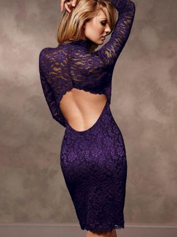 342. Flirty little lace dress – prabangi ir be galo seksuali nėrinių suknutė,