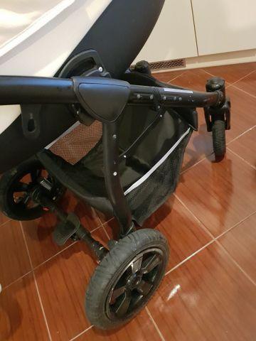 ZIPPY Tapu Tapu vežimėlis 3 in 1 Beige