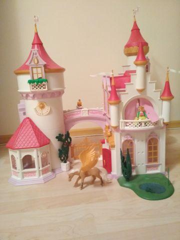 Playmobil princesės pilis