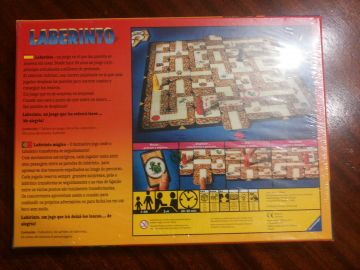 Stalo zaidimas Stebuklingas Labirintas