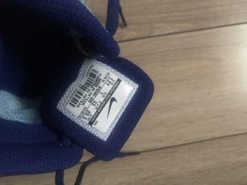 Nike sportiniai bateliai