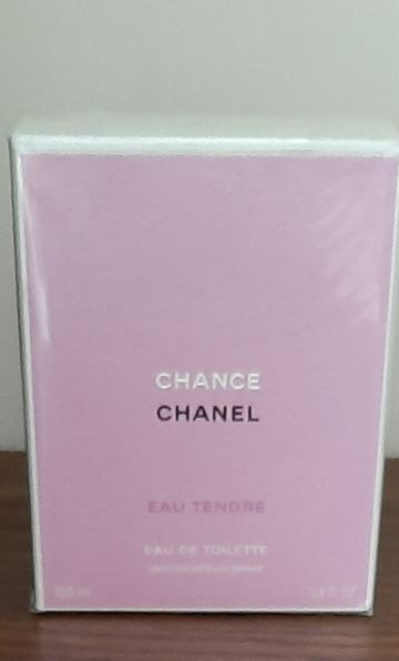 Chanel kvapų Chance eau Tendre edt