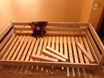 vaikiška lova