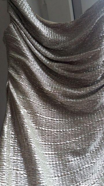 Sidabrinė suknelė