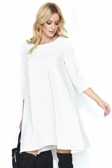 Balta Makadamia suknelė