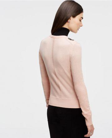 Ann Taylor užsegamas megztinis, XS