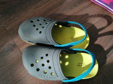Crocs J1 pilki
