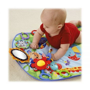Fisher Price lavinimo kilimėlis Discover and Grow Kick & Play Piano