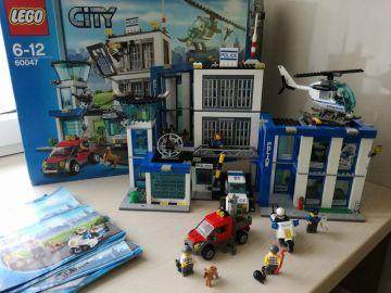 Lego policijos nuovada