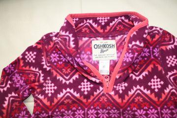 Naujas simpatiškas flysinis džemperiukas 3 m. mergaitei