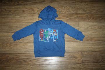 Naujas džemperis 2 m. berniukui su žmogumi voru