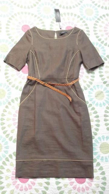 Nauja lininė suknelė