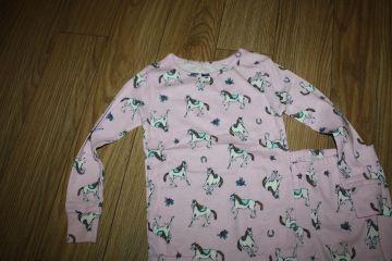 Carter's 2 dalių pižama 3 m. mergaitei