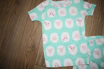 Nauja medvilninė Carter pižama 4 m. mergaitei