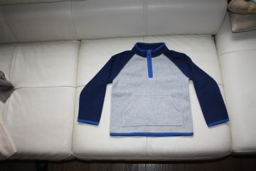 Flysinis džemperis 4 m. berniukui