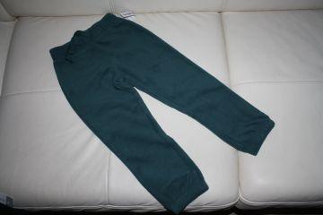 Naujos šiltos samaninės treninginės flysinės kelnės 4 m. berniukui
