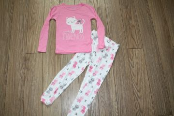 Medvilninė Carter's pižama 5 m. mergaitei