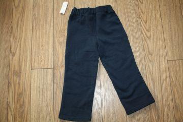 Naujos pašiltintos treninginės kelnės 3 m. berniukui su kišenėmis