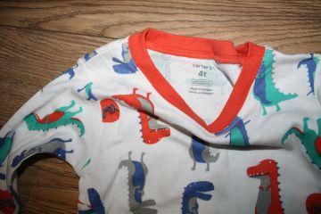 Carter's 2 dalių pižama 5 m. berniukui
