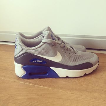 Nike air max nauji originalūs pilki kedai, 37 dydis