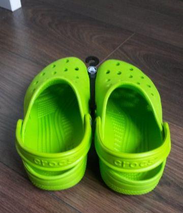 Nauji Crocs Classic