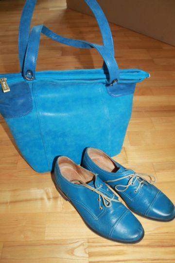 Derinukas: rankine ir odiniai bateliai 39 dydis.