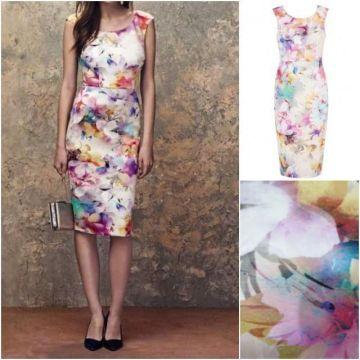 Gėlėta Monsoon suknelė