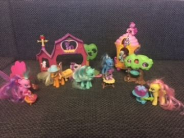 My Little Pony rinkinys