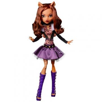 Monster High Frightfully Tall Clawdeen Lėlė ~43cm